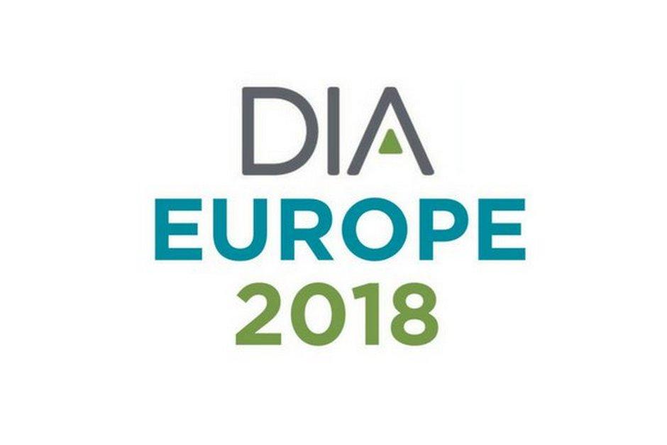 DIA Europe 2018 logo