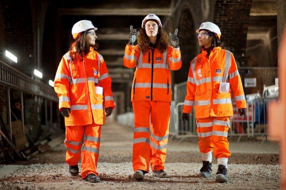 women in engineer